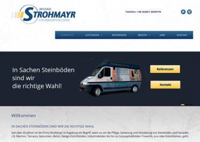 Steinbodensanierung Strohmayr – Steinbodentechnik Augsburg