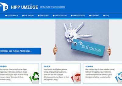 Hipp Umzüge – Umzugsfirma aus Augsburg