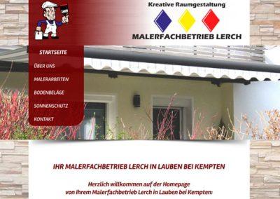 Malerfachbetrieb Lerch in Lauben bei Kempten