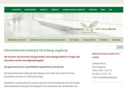 Chinesisches Erbrecht Eulberg Augsburg