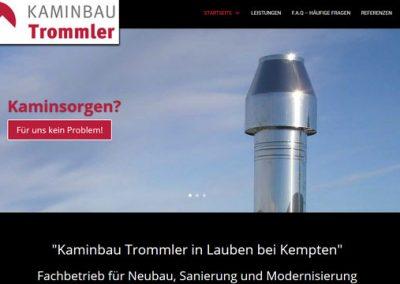 Kaminbau Trommler – Lauben bei Kempten