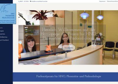 Facharztpraxis für HNO, Phoniatrie und Pädaudiologie in Mühldorf