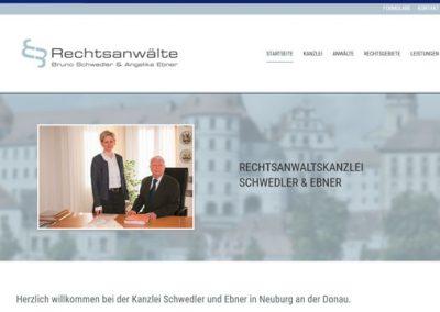 Kanzlei Schwedler und Ebner in Neuburg an der Donau