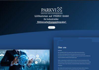 PARKVI GmbH – Bildverarbeitungsintegrator Augsburg