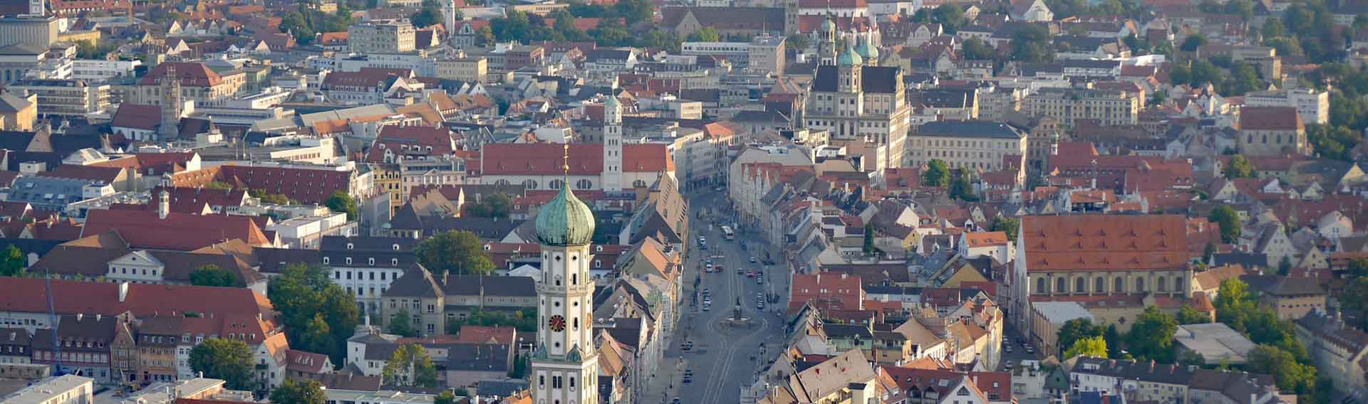 Günstige Homepage für Augsburg erstellen lassen