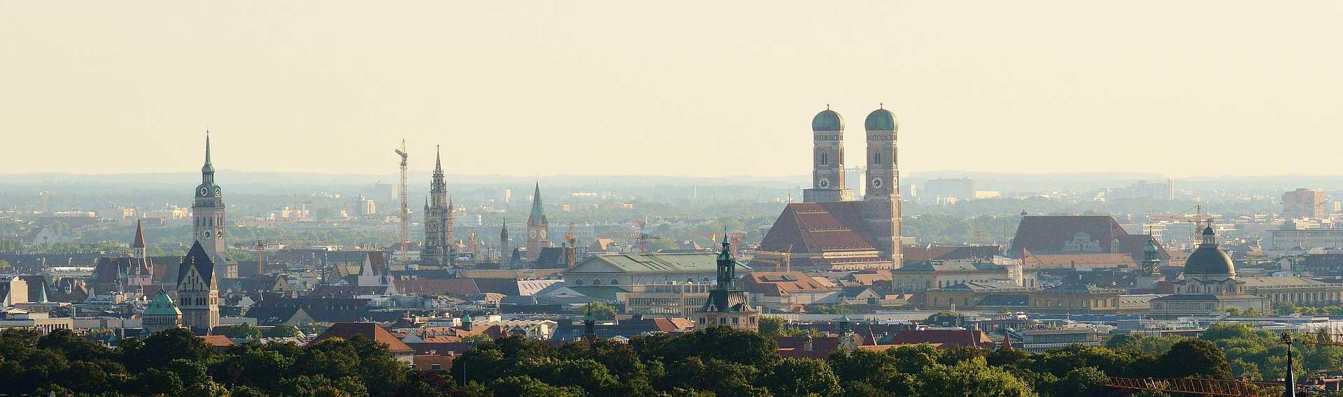 Homepage erstellen lassen München