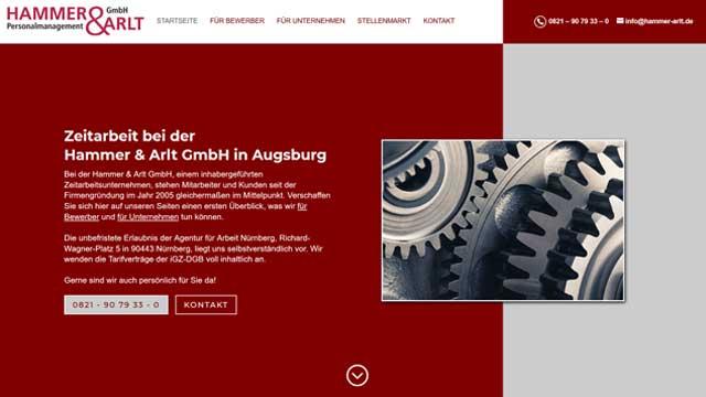 Personalmanagement Augsburg