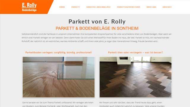 Homepage erstellen lassen Sontheim Memmingen