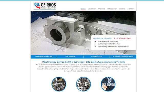 Homepage erstellen lassen Wehringen
