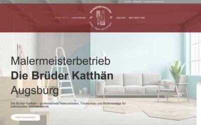 Malermeisterbetrieb – Die Brüder Katthän – Malerbetrieb aus Augsburg