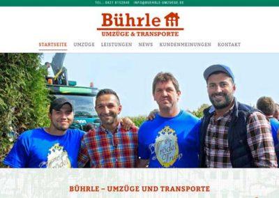 Bührle Umzüge & Transporte – Umzugsunternehmen Augsburg