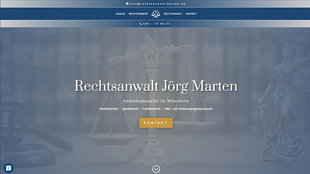 Rechtsanwalt München